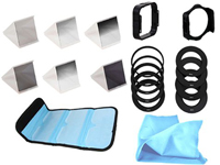 18 in 1 Square Filter Kit